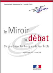 Le grand débat national, Mars 2004 - volume complet